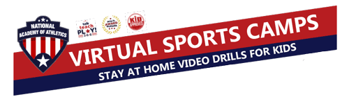 virtual sports camps logo