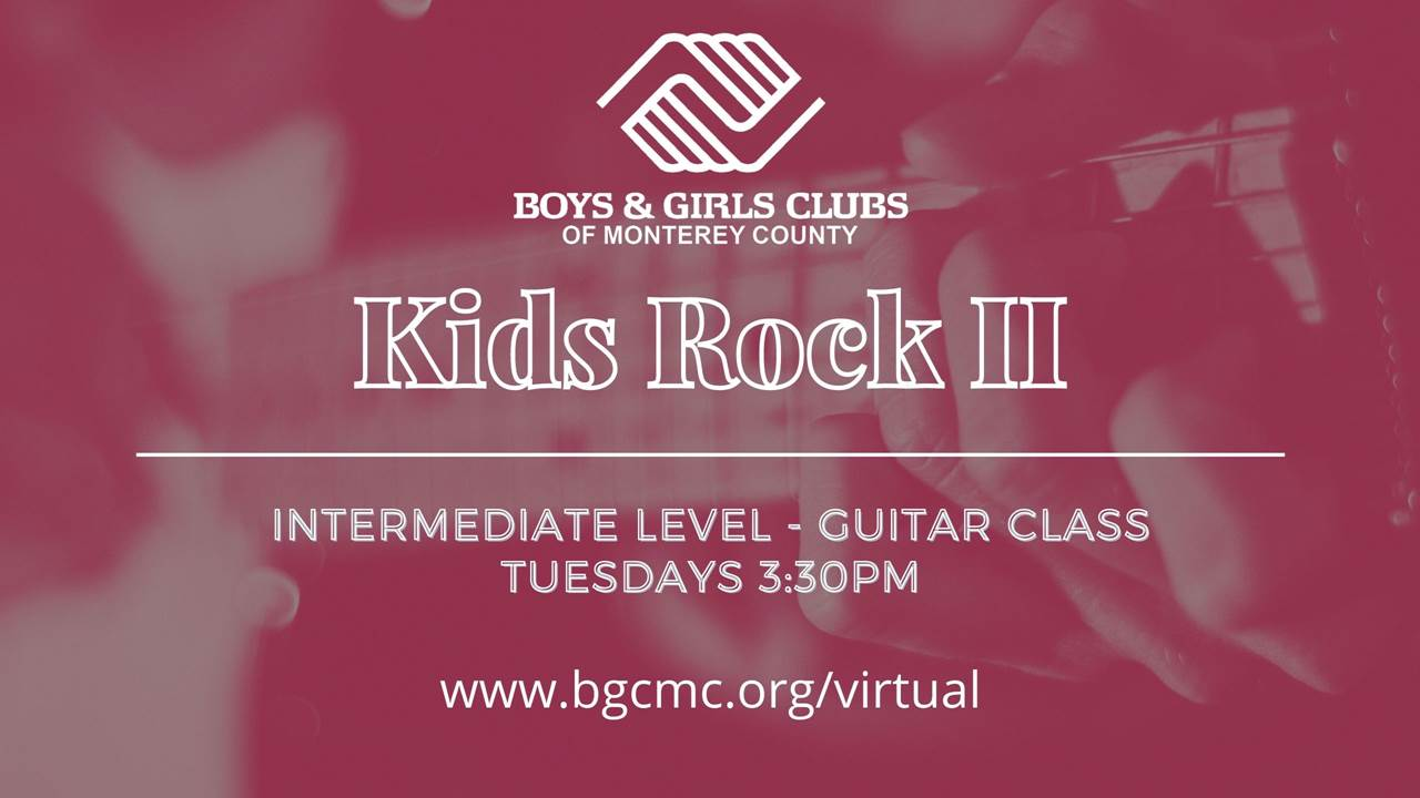 Intermediate Guitar Class Opens in new window